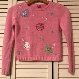 Other - 🌟SALE🌟NWOT Girls Holiday Sweater